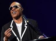 Stevie Wonder artist photo