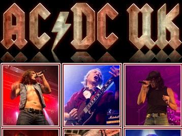 AC/DC UK artist photo