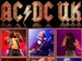 AC/DC UK, Dizzy Lizzy event picture
