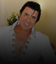 Lou Jordan As Elvis artist photo