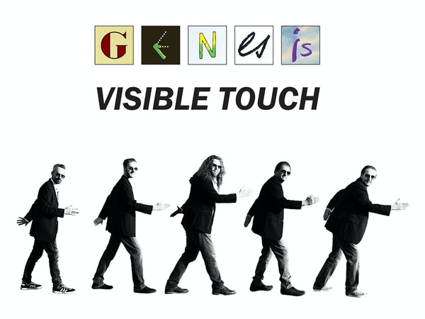 Genesis Visible Touch (Tribute Band)