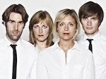 Sacconi Quartet artist photo