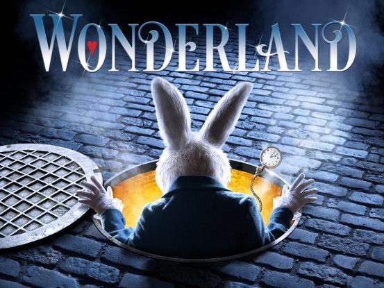 Wonderland - The Musical Tour Dates