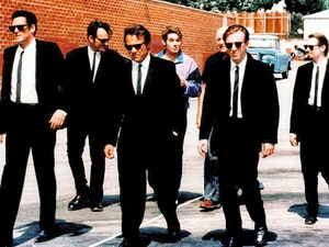Film promo picture: Reservoir Dogs
