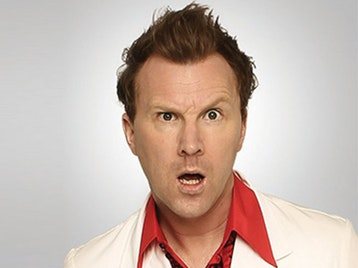 The Man With Three Brains: Jason Byrne picture