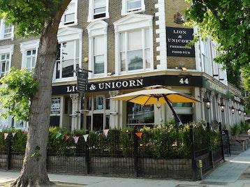 Lion & Unicorn venue photo