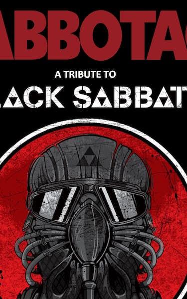 Sabbotage - Black Sabbath Tribute Tour Dates