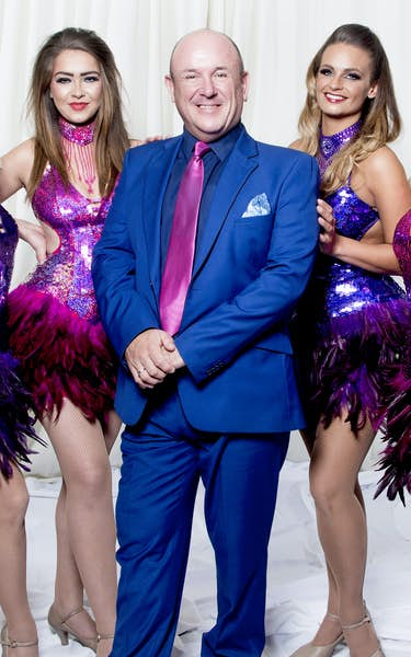 Leye D Johns & The VIVA Showgirls Tour Dates
