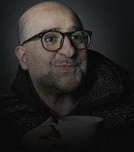 Omid Djalili artist photo
