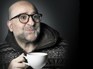 Schmuck For A Night: Omid Djalili picture