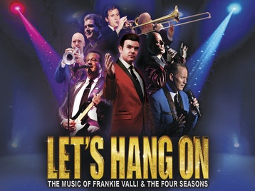 Let's Hang On artist photo