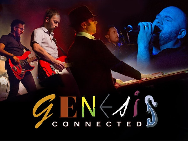 Genesis Connected Tour Dates