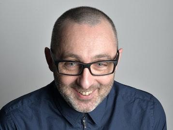 Paul McMullan artist photo