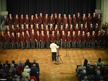 Christmas Concert: Dunvant Male Choir, Hywel Girls Choir, Hywel Boy Singers picture