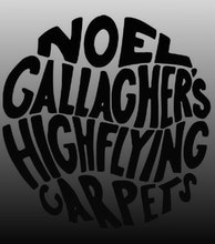 Noel Gallagher's High Flying Carpets artist photo