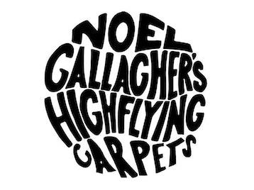 Noel Gallagher's High Flying Carpets artist photo