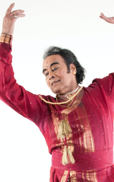 Pratap Pawar Triveni Dance Company Tour Dates