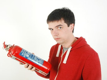 Krater Comedy Club : Chris Kent, Ben Heathcote, Edy Hurst, Adam Kay, Laura Lexx picture