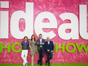 Ideal Home Show Scotland picture
