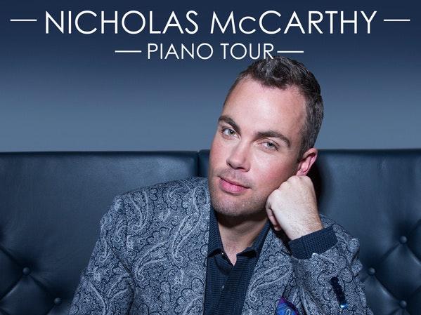 Nicholas McCarthy Tour Dates
