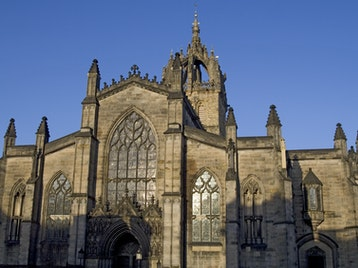 St Giles' Cathedral picture