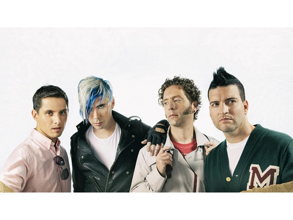 Marianas Trench Tour Dates