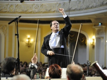 Moscow State Symphony Orchestra artist photo