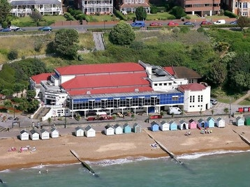 Spa Pavilion Theatre venue photo