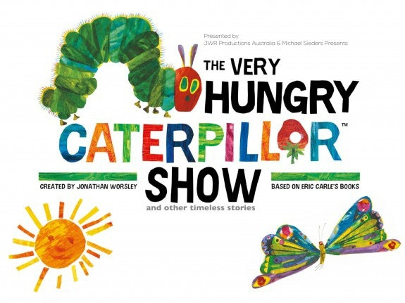 The Very Hungry Caterpillar Show Tour Dates