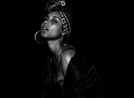 Alicia Keys artist photo