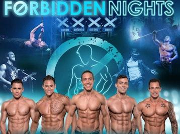 Forbidden Nights (Touring) artist photo