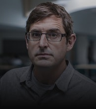 Louis Theroux artist photo
