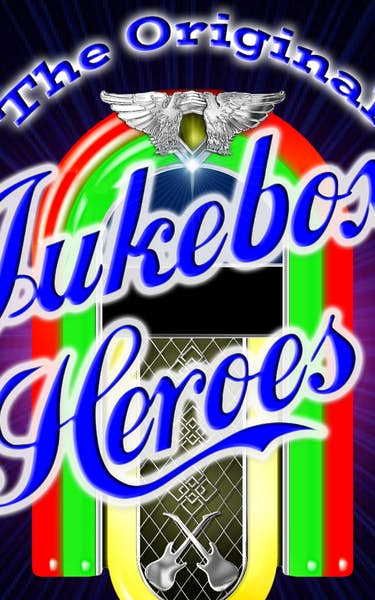 The Original Jukebox Heroes - Rocking Back The Seventies Tour Dates