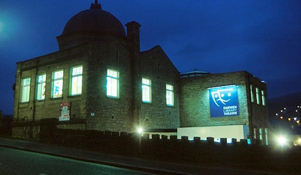 Darwen Library Theatre Events