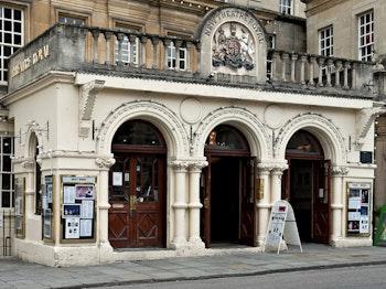 Bath Theatre Royal venue photo