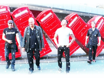 London artist photo