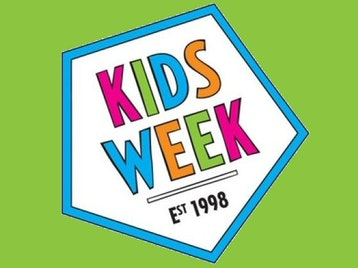 Kids Week 2018 artist photo