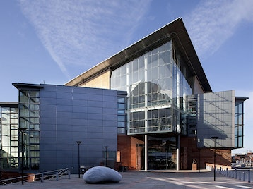 Bridgewater Hall venue photo