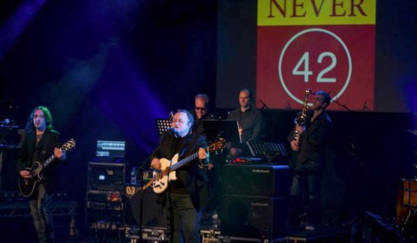 Never 42 Tour Dates