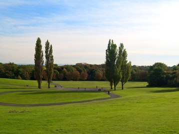 Heaton Park venue photo