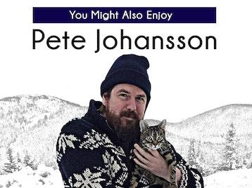 Pete Johansson artist photo