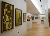 Stanley and Audrey Burton Gallery artist photo