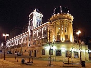 Alhambra Theatre venue photo
