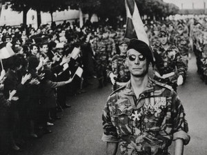 Film promo picture: The Battle of Algiers