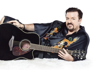 David Brent & Foregone Conclusion picture