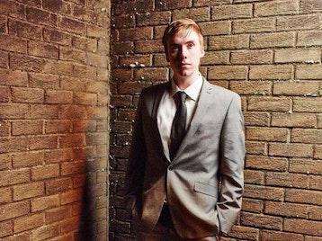 David Callaghan artist photo