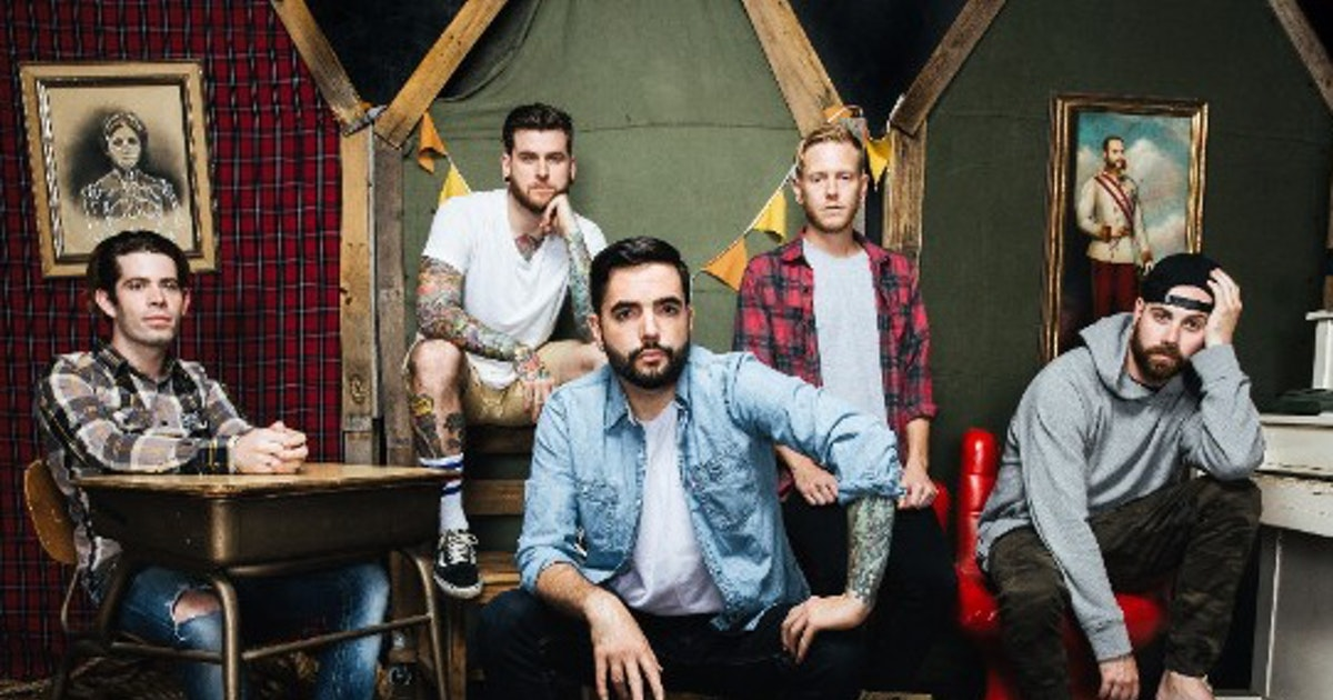 a day to remember tour dates tickets ents24. Black Bedroom Furniture Sets. Home Design Ideas