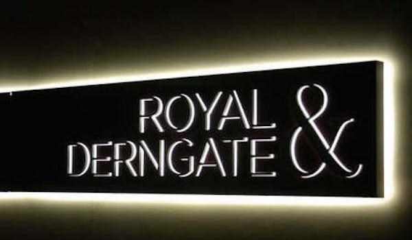 Royal & Derngate Theatre Events