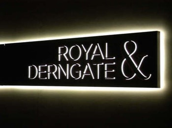 Derngate Theatre venue photo
