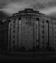 Victoria Warehouse artist photo